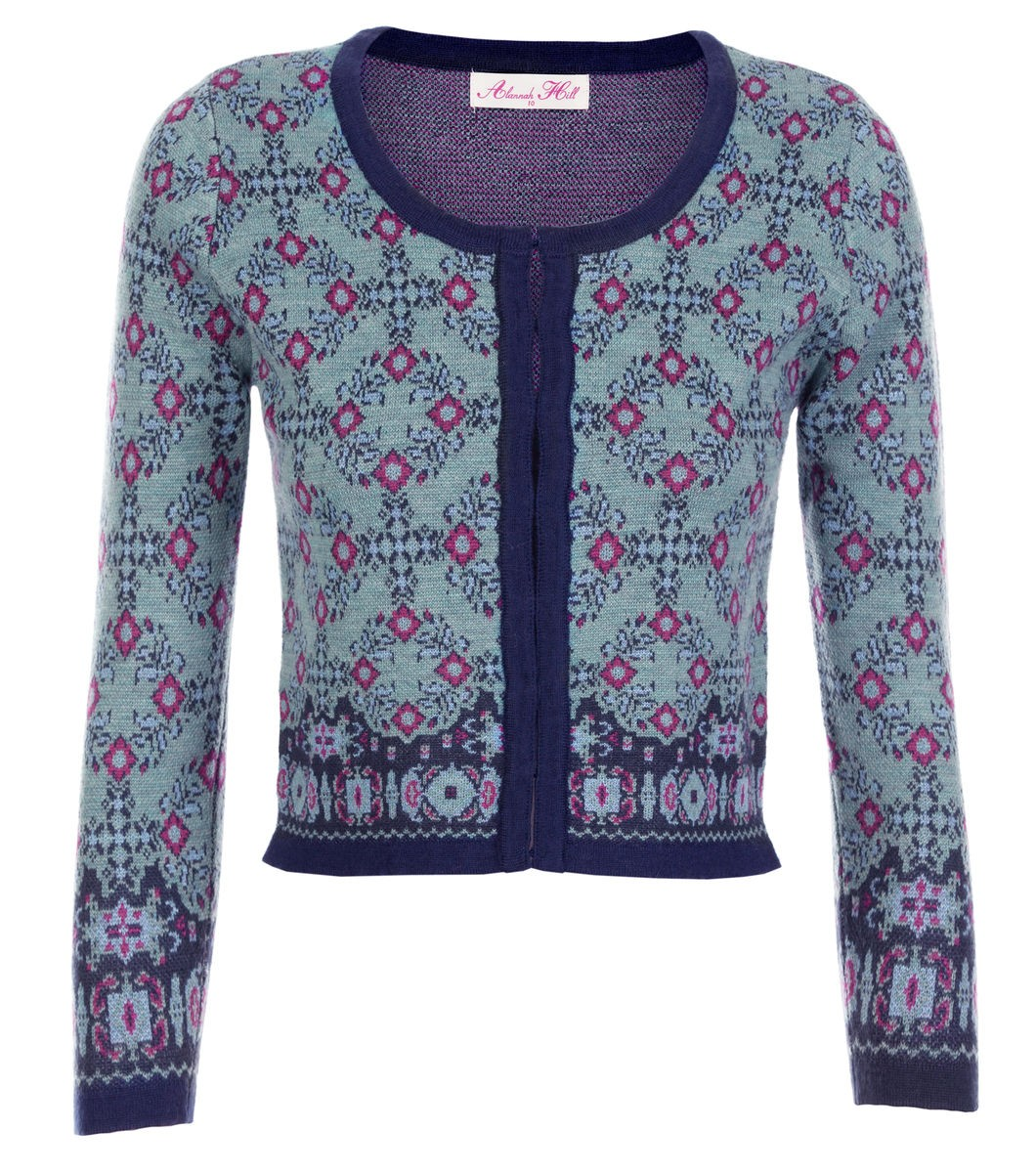 The Orient Express Cardi