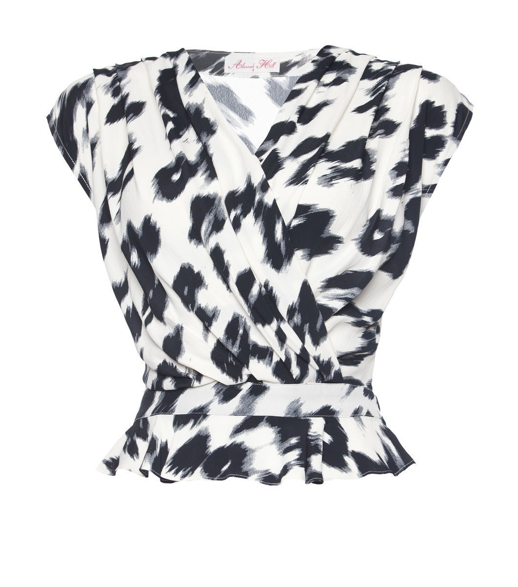 Chase Me Up The Stairs Blouse