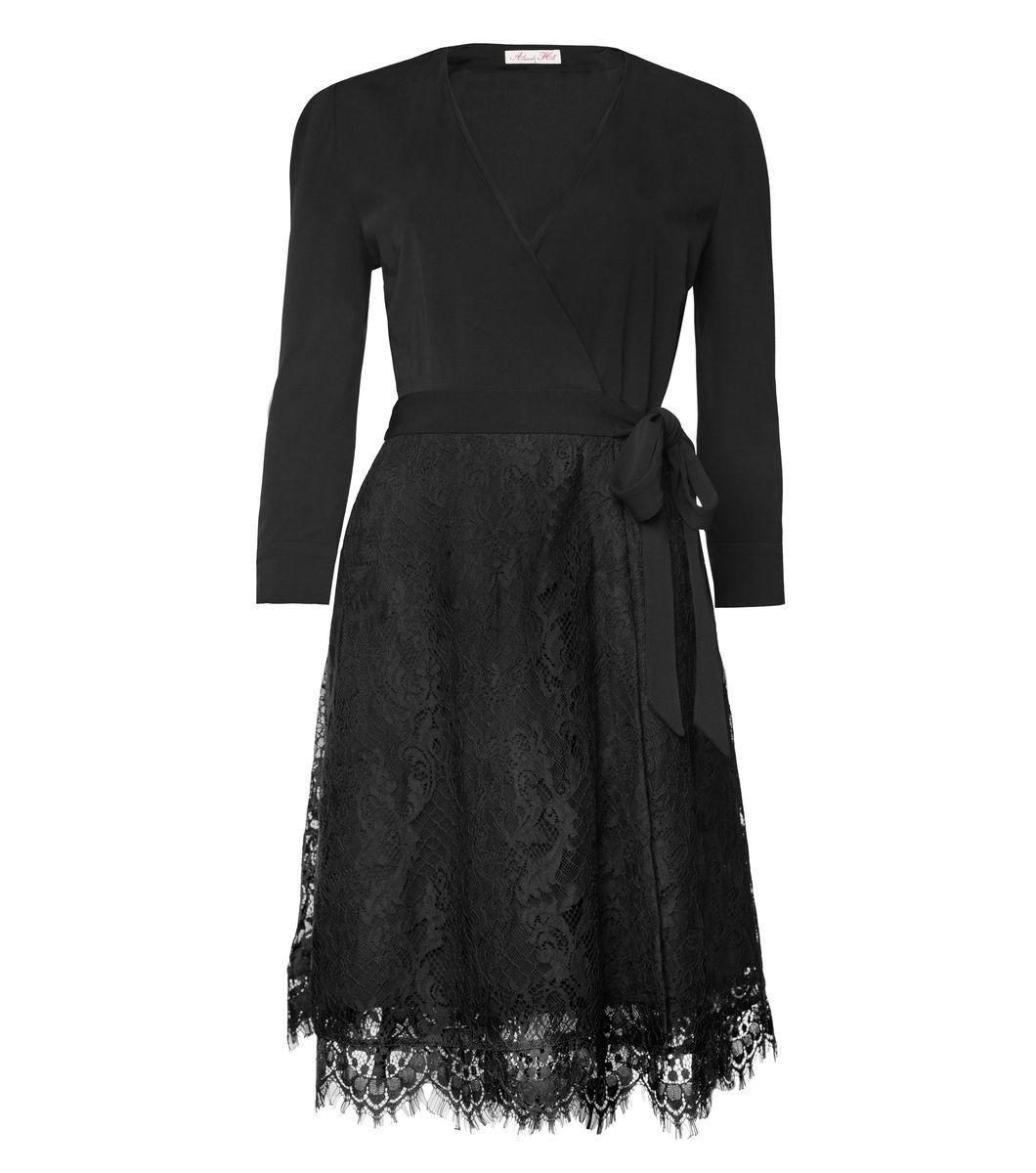 Paint It Black Dress