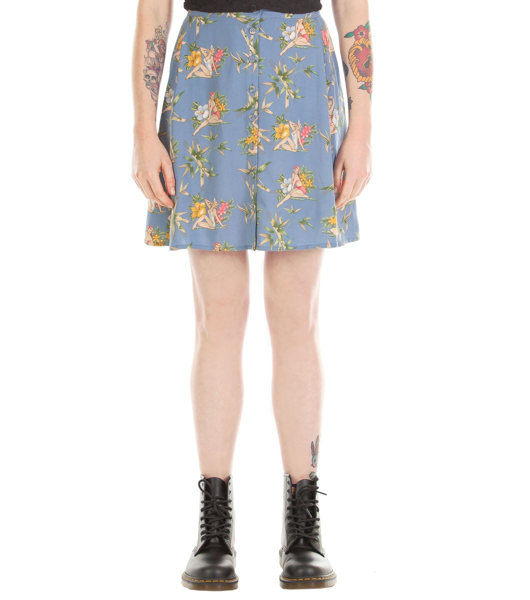 Betty Page Hawaii Skirt