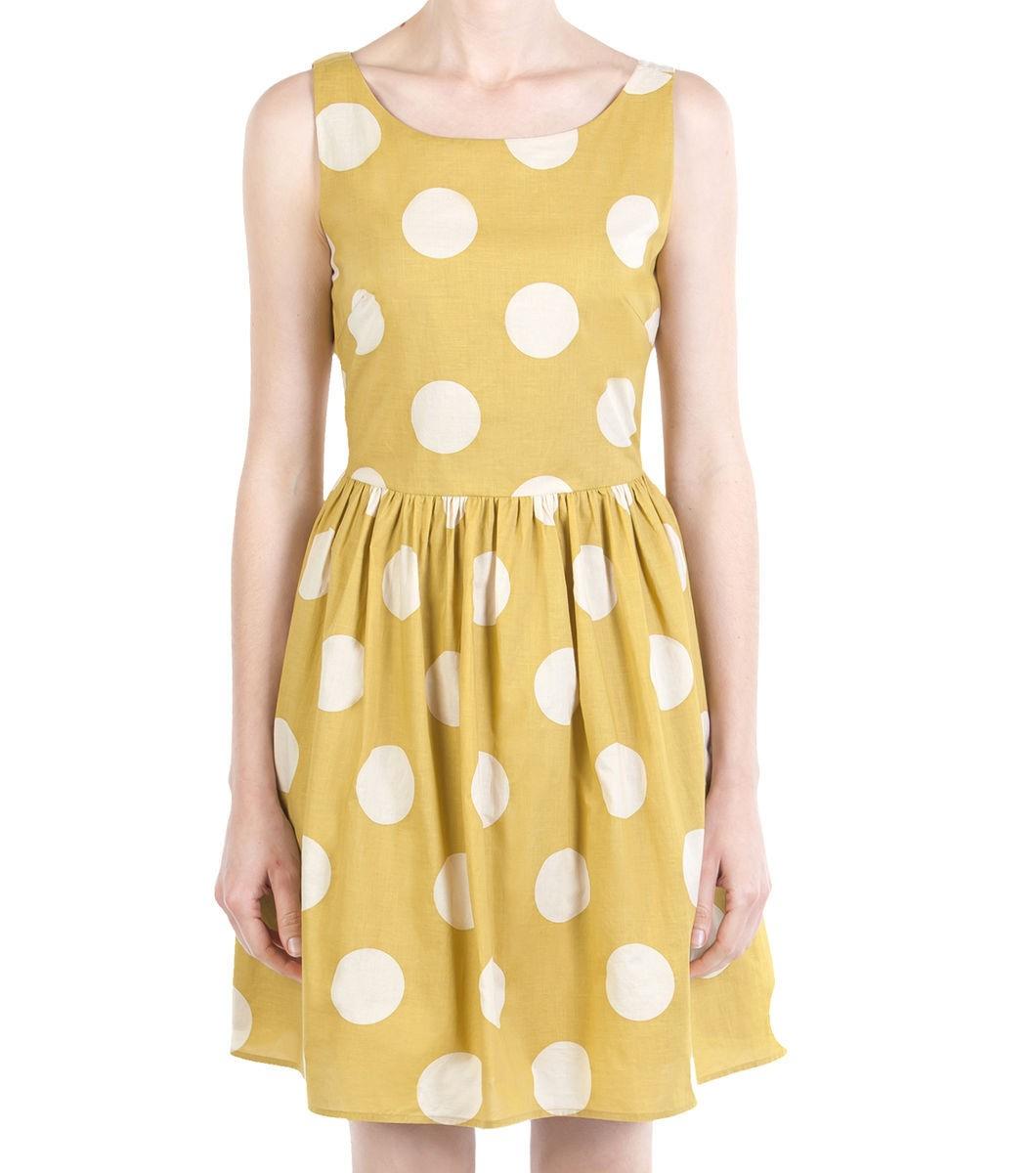 Dolly Dot Dress