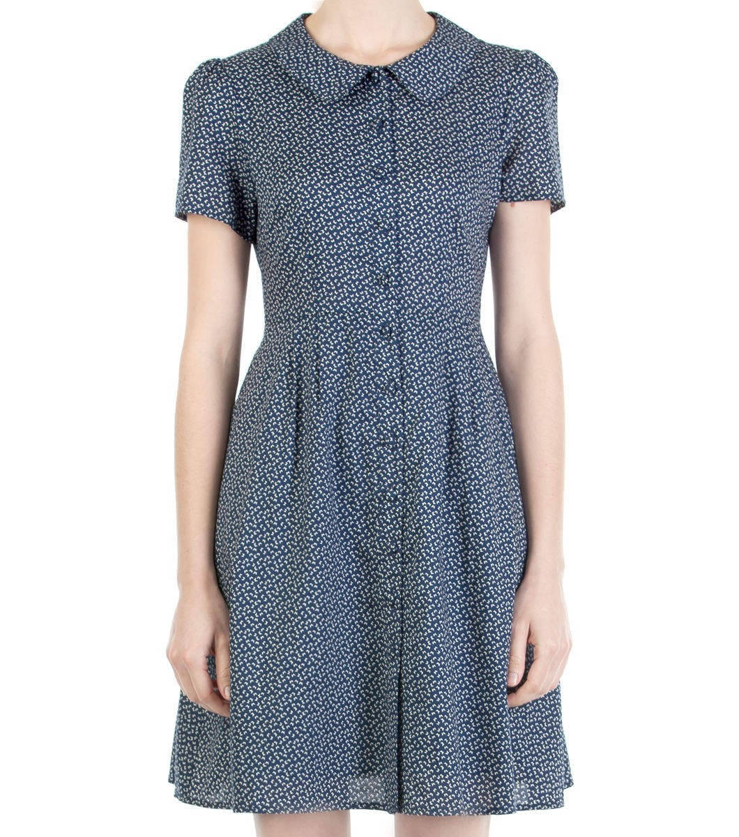 Bow Tea Dress