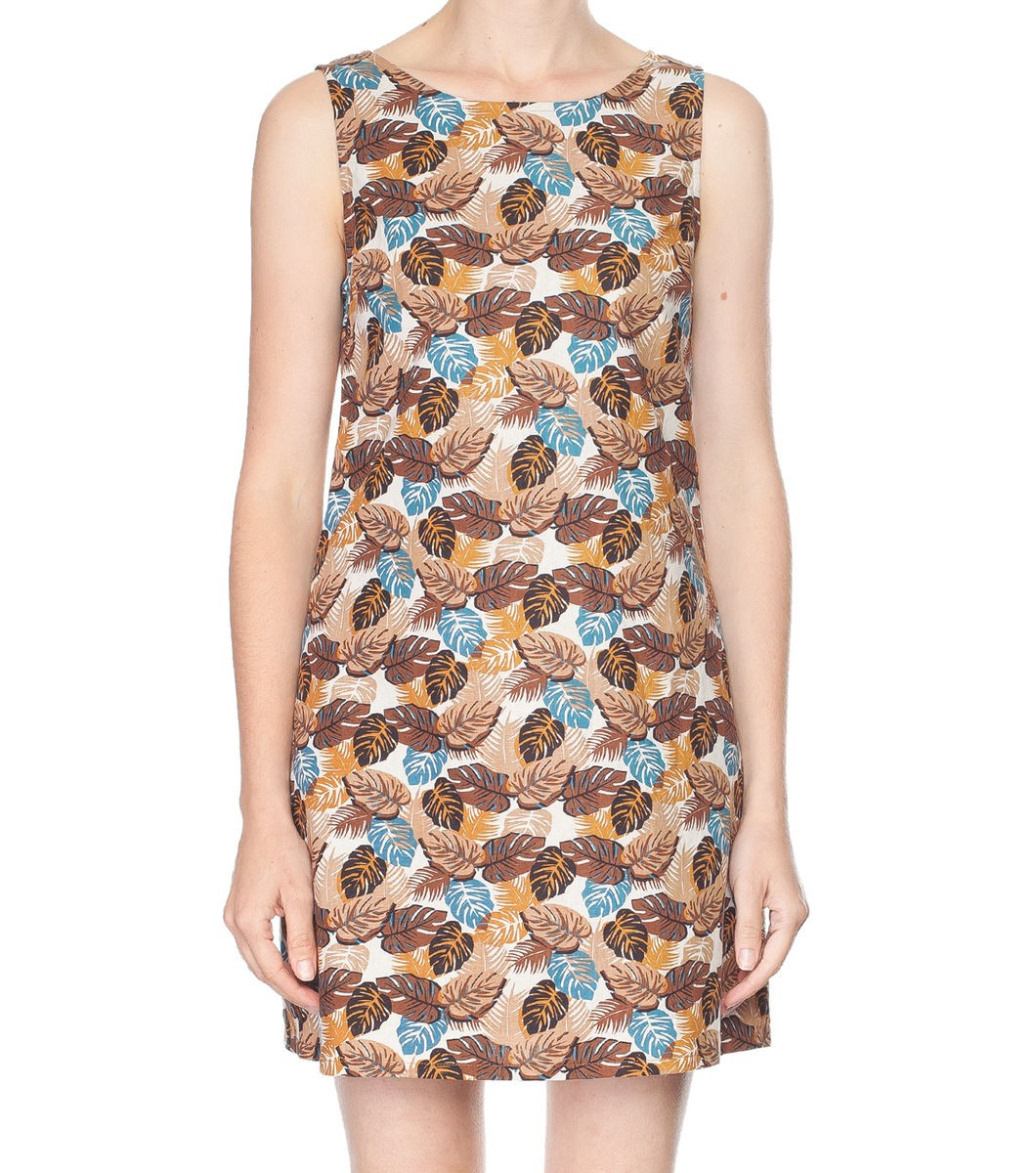 Jungle Shift Dress
