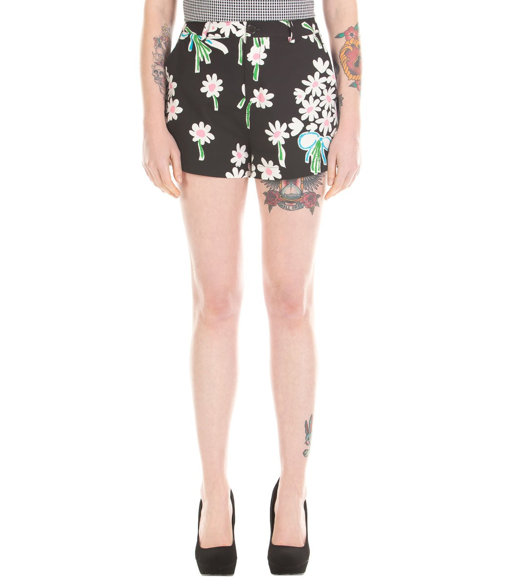 Daisy Shift Shorts