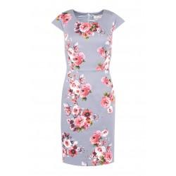 Painterly Prints! Dress