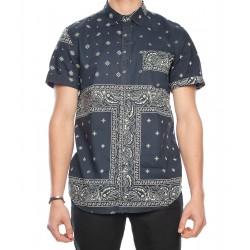 Mixed Bandana SS Shirt