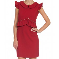 FL Pretty Peplum Dress
