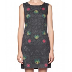 Dark Rose Dress