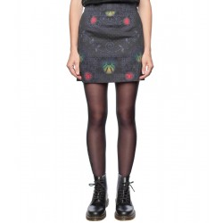 Dark Rose Skirt