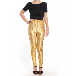 Popcorn Stretch Pants