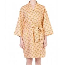 Evie Floral Kimono