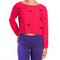 FL Ribbon Spool Sweater