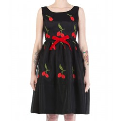 Marty Maraschino Dress