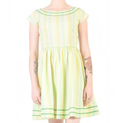 Stripe Me Happy Dress