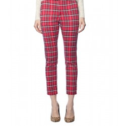The Red Checks Pant