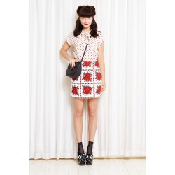 Thorns & Roses Skirt