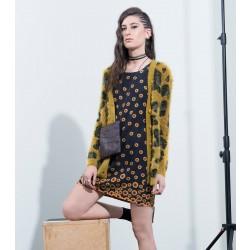 Wild Leopard Cardigan