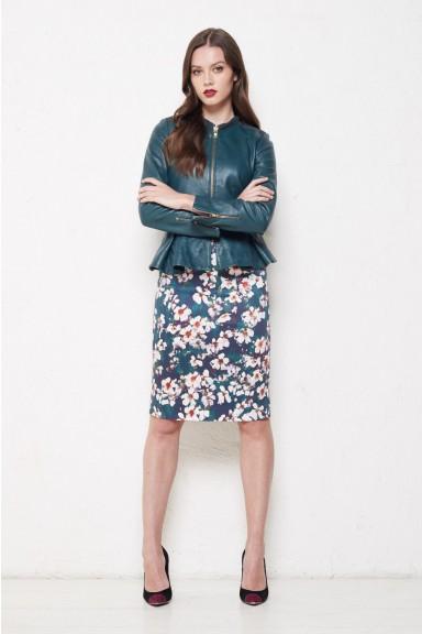 Flowers In Her Hair Skirt