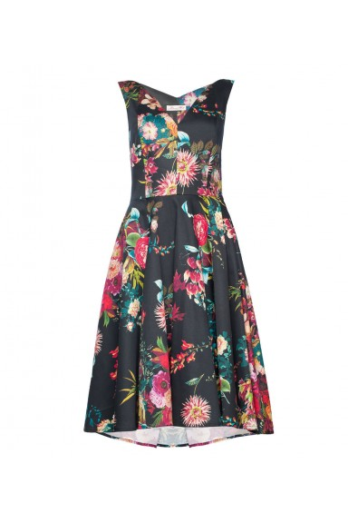Her Startling Beauty Dress