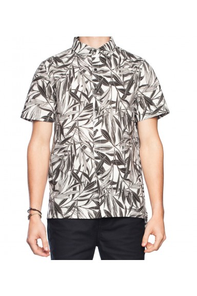 Leaf Slim Fit SS Shirt