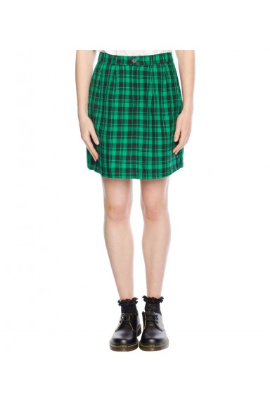 Paint The Town Green Skirt