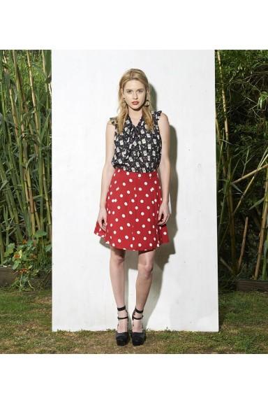Spot To Spot Skirt