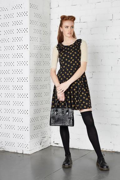 Darlene Floral Dress