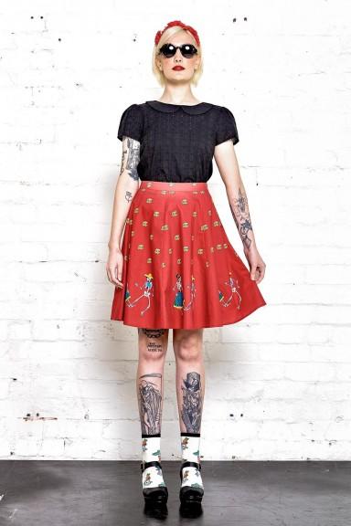 Shall We Dance Skirt