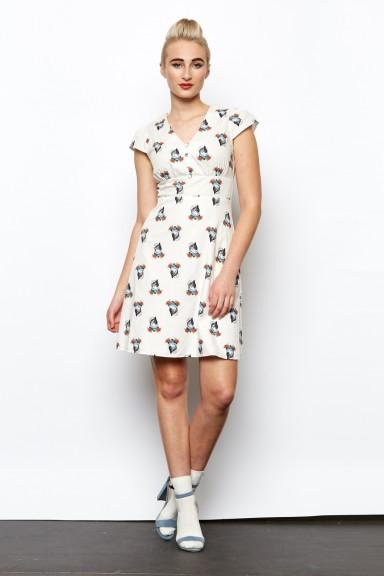 Sailor Cat Dress