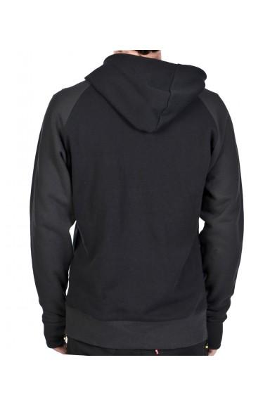 Squat Zip Hood