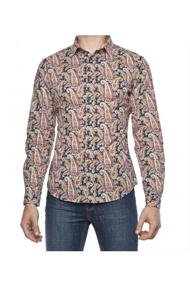 Tamba Paisley Mod Shirt