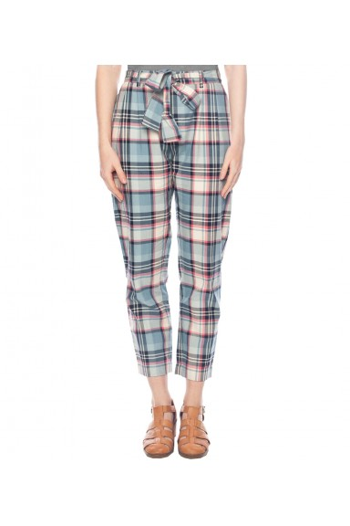 Holly Check Pant