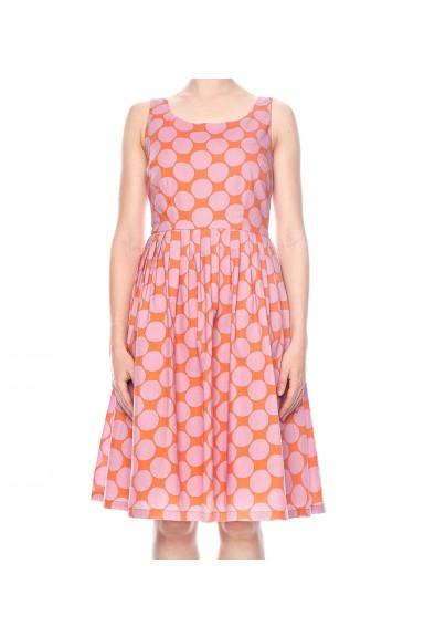 Round And Round Dress