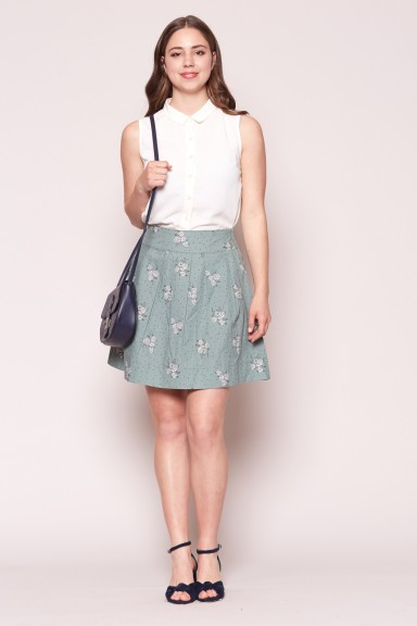 Daisy Chain Skirt