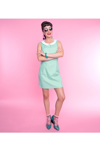 Mini Shift Dress