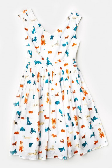 Release The Hounds Dress