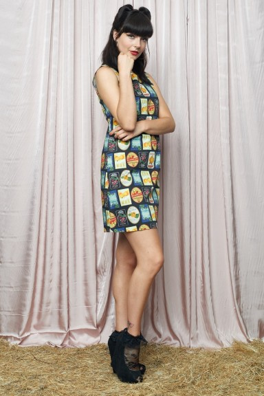 Vintage Jam Dress