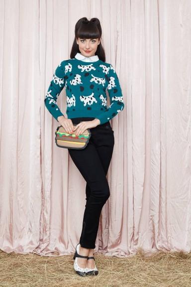 Dalmation Knit