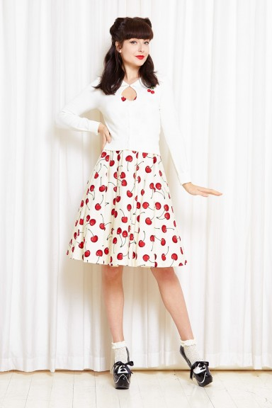 Sweet Cherry Cardigan