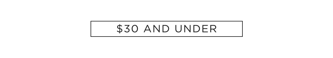 $30 & Under Knitwear